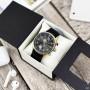 Мужские часы Guardo 11269-3 Black-Gold