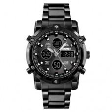 Мужские часы Skmei 1389 All Black