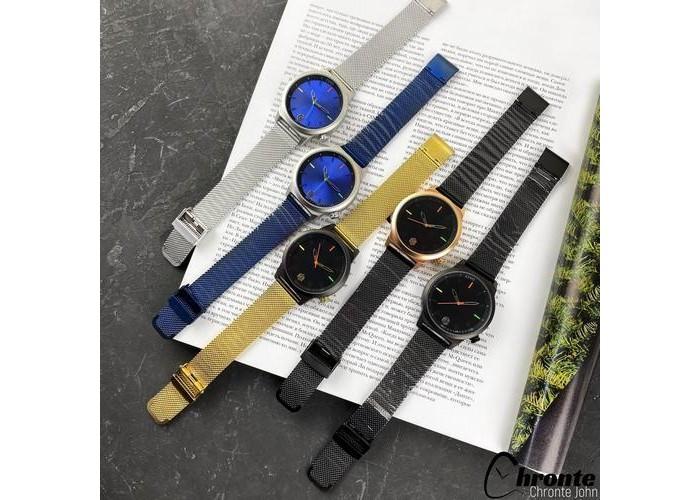 Мужские часы Chronte John Silver-Blue