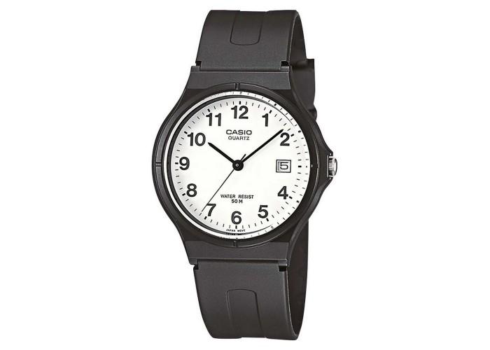 Мужские часы Casio MW-59-7BVEF Black-White